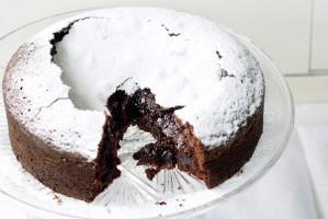 Шведский шоколадный торт