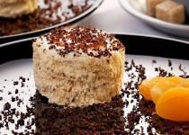 Абрикосовое пирожное