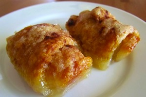 Apple Dumplins (thecountrycook)