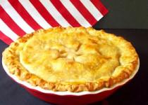 Американскийяблочный пирог