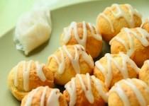 Творожно-лимонное печенье