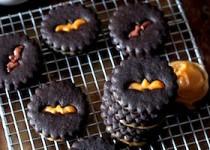 Печенья к хэллоуину
