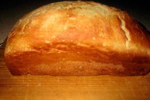 Выпечка домашнего хлеба